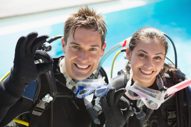 SDI Open Water Diver