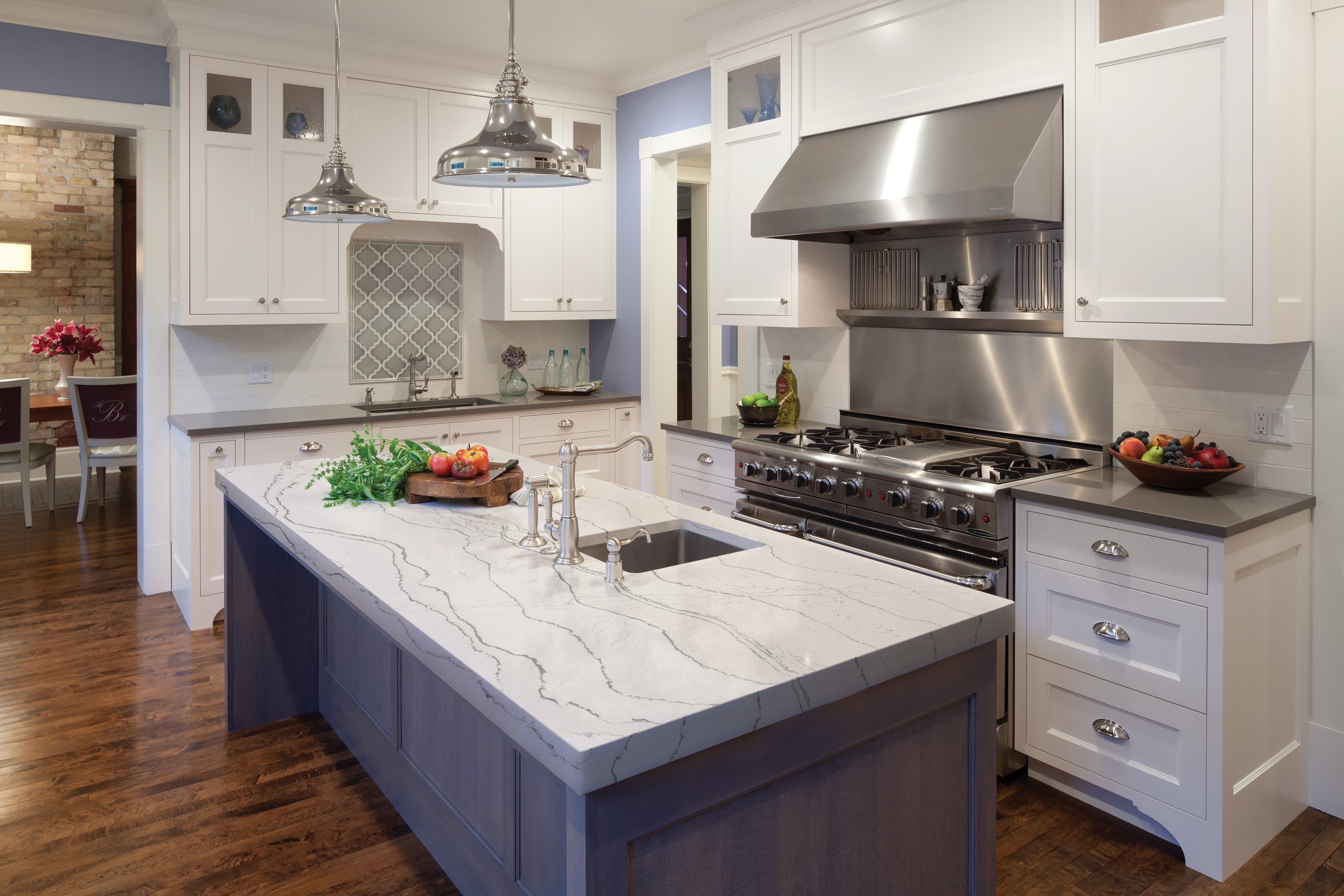 Countertops & Cabinets | United States | Kitchen Master
