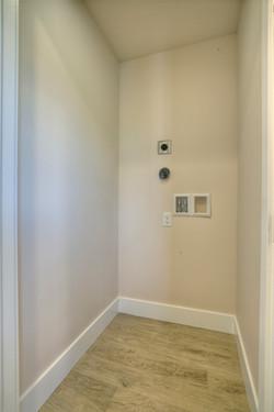Laundry closet (Upstairs)