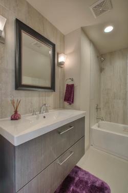 Upstair bath