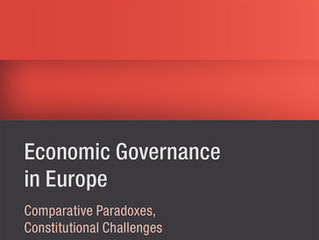 6ème Déjeuner de travail - Economic Governance in Europe (Some reflections on Pringle and Gauweiler