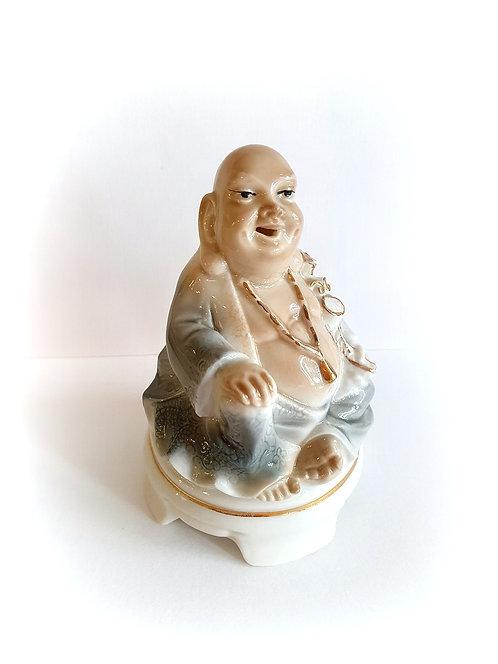 Фаянсовый Будда Япония середина 20 века