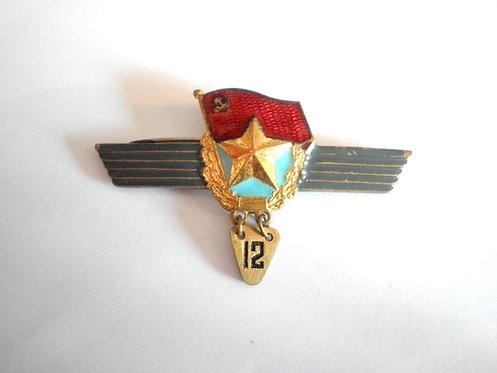 Сверхсрочная служба в авиации 12 лет