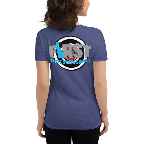 Women's Roll'n on a Budget Tee