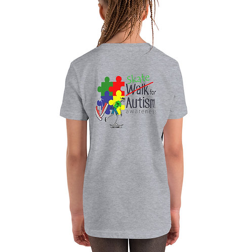 Youth Autism Awareness T-Shirt