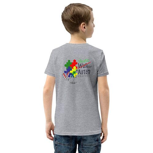 Youth Autism Awareness T-Shirt