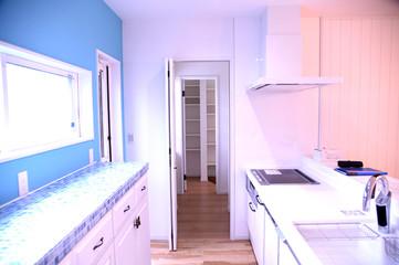 HAWAIIAN HOUSE キッチン