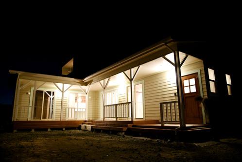 HAWAIIAN HOUSE IN SAKURA 外観