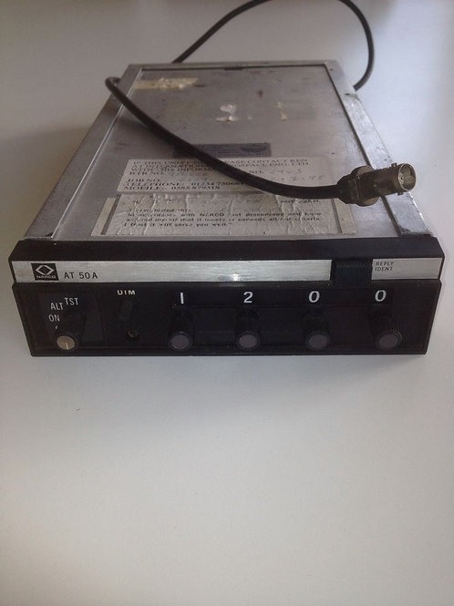 Narco 150A transponder -used