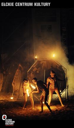 Pokaz Silent Hill - Ełk Ognień i Woda