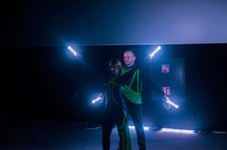 Pokaz Lightshow w kinie Helios