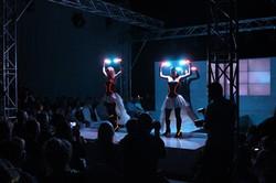 Pokaz Lightshow Glamour - Żory be Fashion