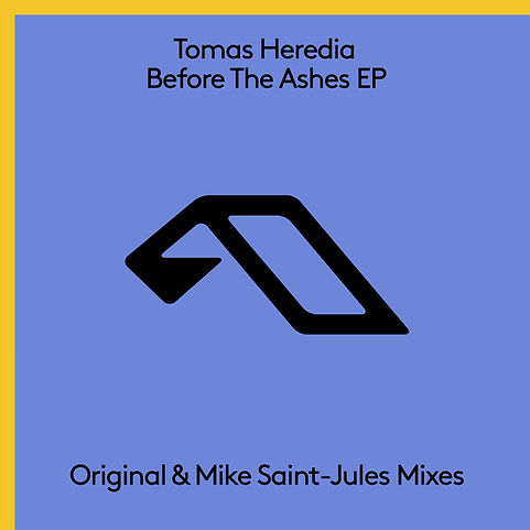 01 - Tomas Heredia - ... Ashes EP - pack