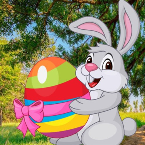 Adult Easter Egg Event