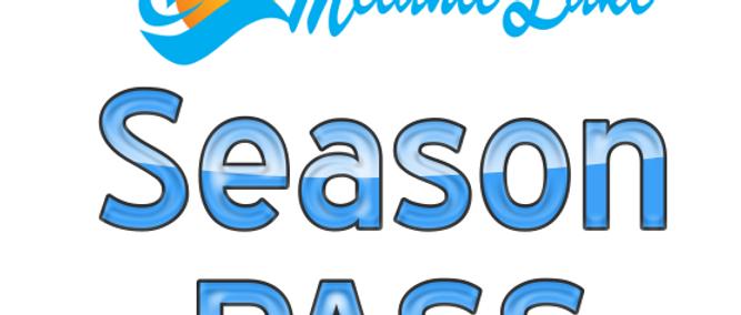 1 Season Pass for Kids 4 to 11
