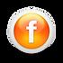 facebook, logo, social network, social,