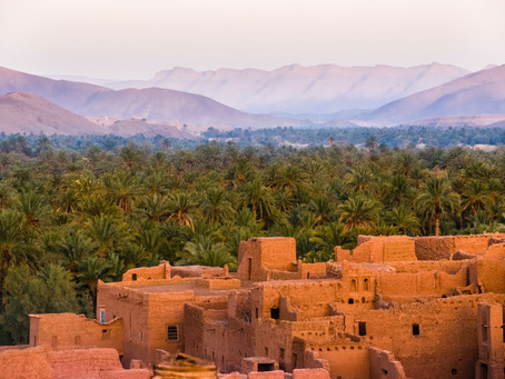 Our New Podcast Episode: David Balgley shares his research on collective land in Morocco