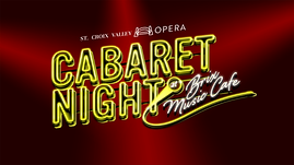 Cabaret Night at Brix Music Cafe