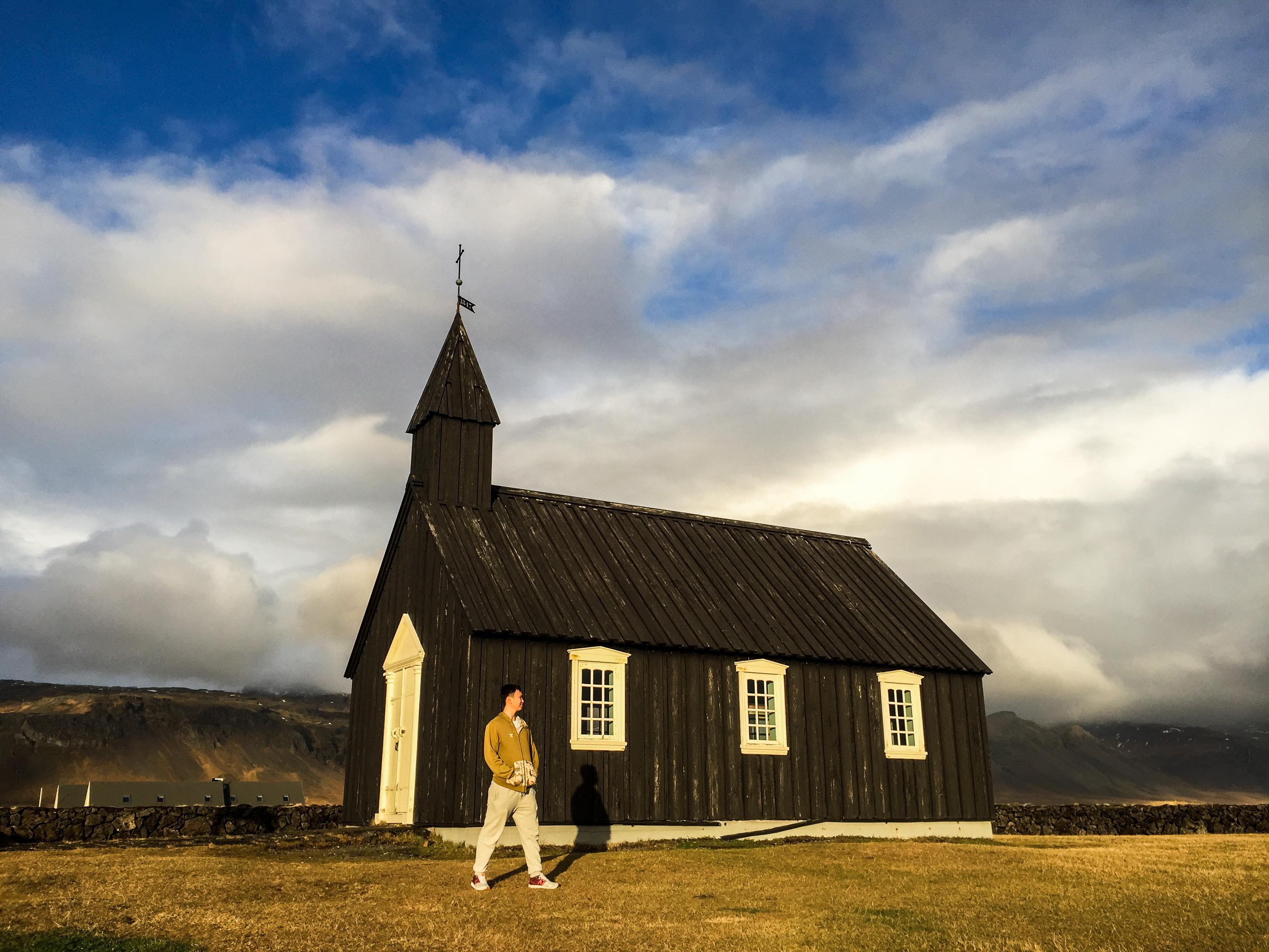 黑色小教堂