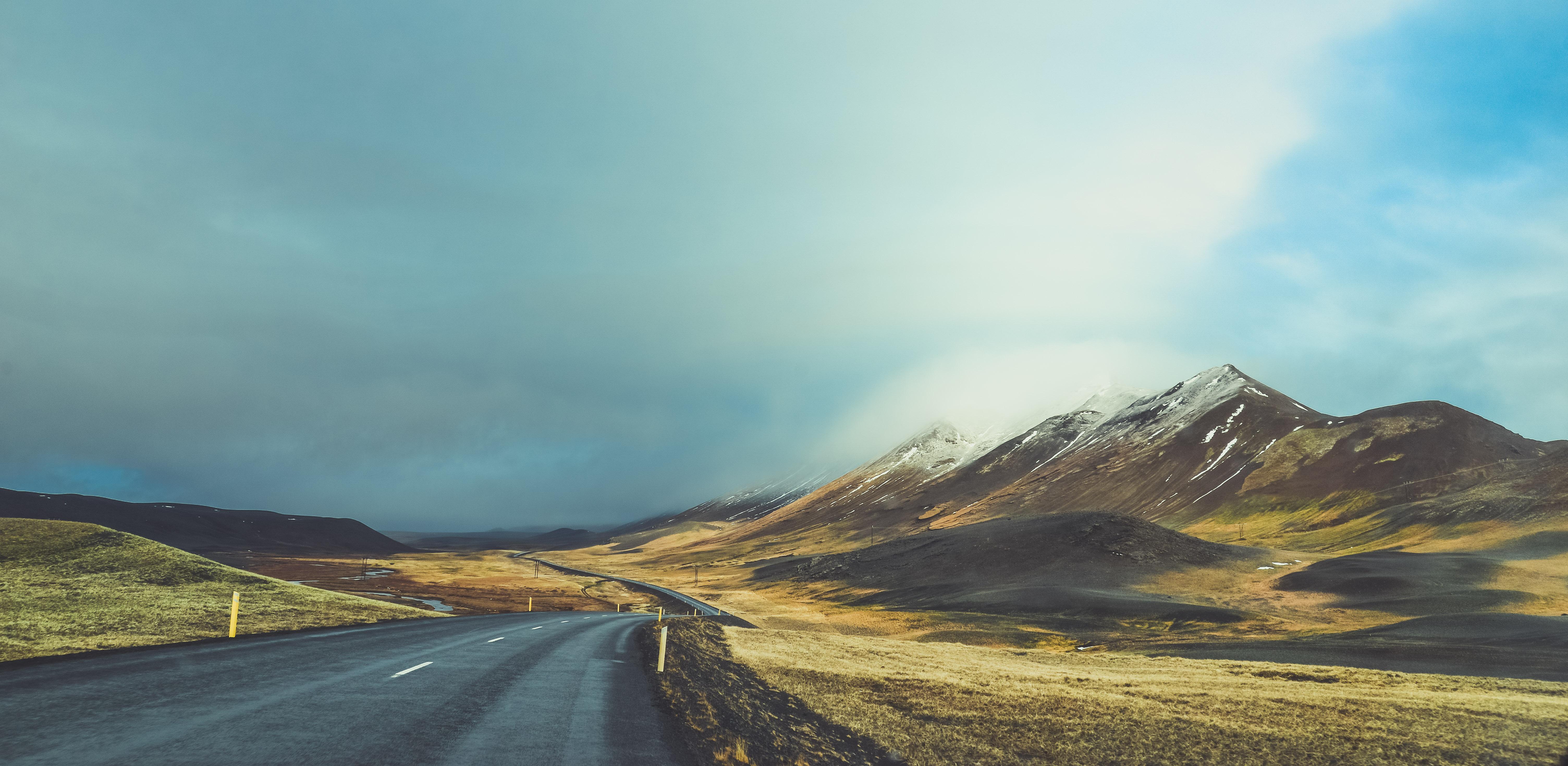 一路有美景
