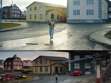 Walter Mitty in Iceland