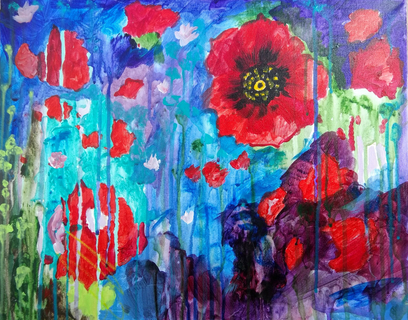 Amber Lockard Reyes_ In a Colorful World