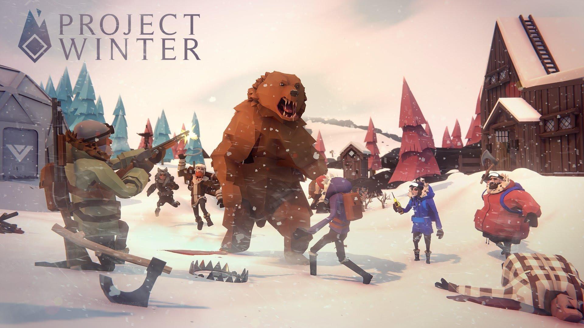 Project ディ winter フェクター
