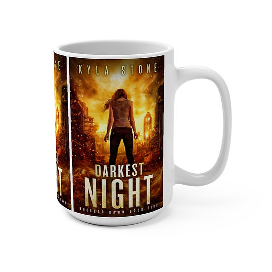 Darkest Night Mug 15oz