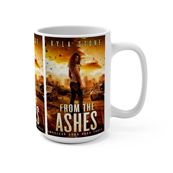 From the Ashes Mug 15oz