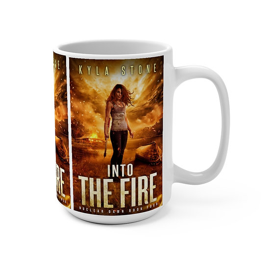 Into the Fire Mug 15oz