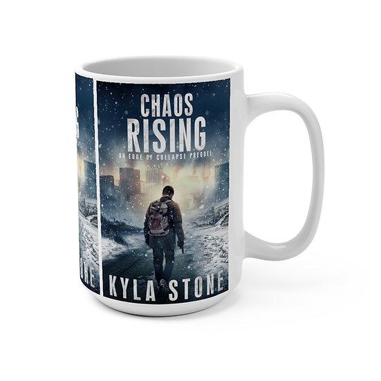 Chaos Rising Mug 15oz