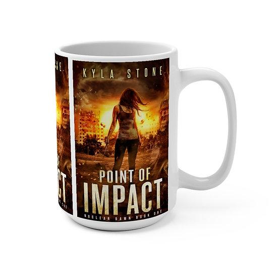 Point of Impact Mug 15oz