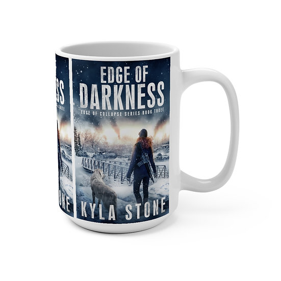 Edge of Darkness Mug 15oz