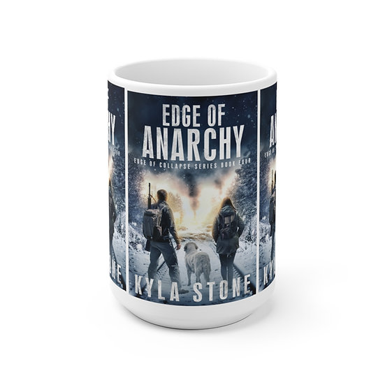 Edge of Anarchy Mug