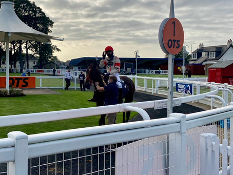 MID WINSTER WINS AT AYR