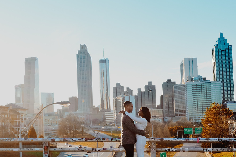 Atlanta wedding planner, Atlanta elopement, eloping, Atlanta micro wedding, Atlanta engagement, engagement proposal, Ideal Locations for a Proposal in Atlanta, proposal locations, intimate wedding, Atlanta wedding