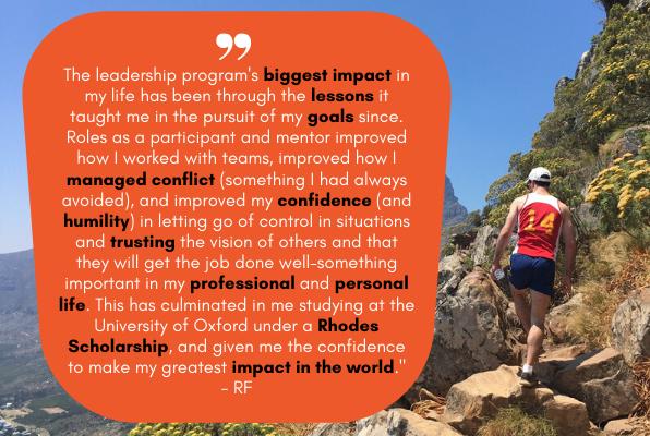 Inspiring Teens Leadership Program 2021