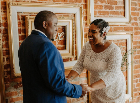 Three Steps to a Perfect Elopement