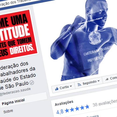 FanPage Federação Paulista da Saúde