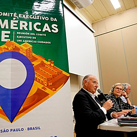 Reunião do Comitê Executivo