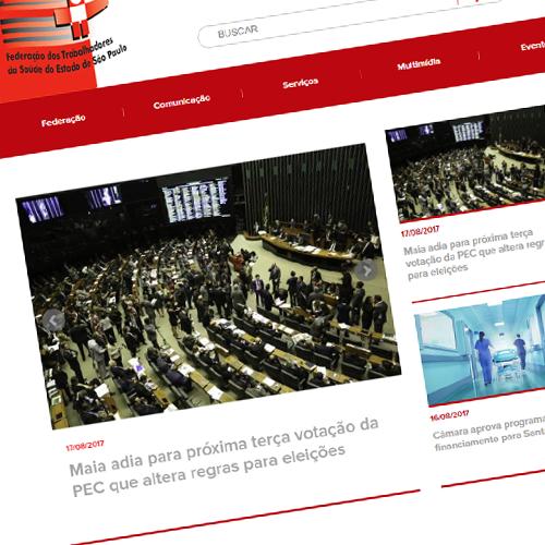 Portal de Notícias Federação Paulista da Saúde
