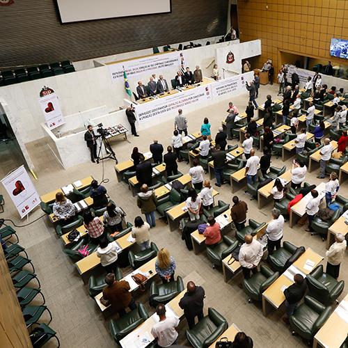 Evento Federação Paulista da Saúde - Dia do Trabalhador da Saúde