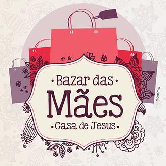 Casa de Jesus - Bazar das Mães
