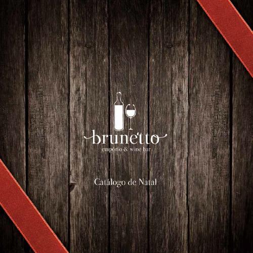 Catálogo Brunetto Empório & Wine Bar - Cestas de Natal