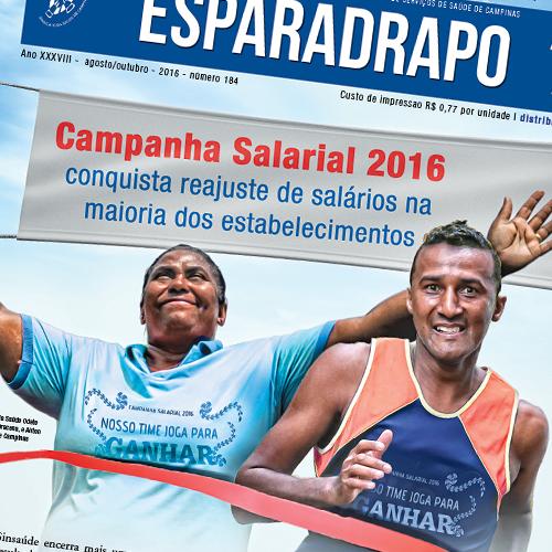 Publicação Sinsaúde - Jornal Esparadrapo
