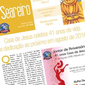 Publicação Casa de Jesus - O Seareiro