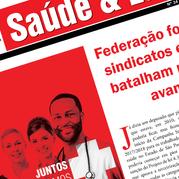 Campanha Federação da Saúde - Jornal Saúde & Luta
