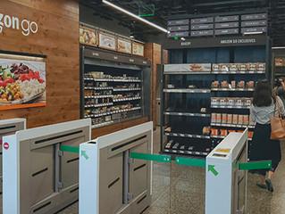 Amazon abre supermercado sem caixas