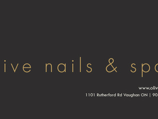 Olive Nails and Spa on Social Media, Find our Facebook page by searching @olivenailsandspa