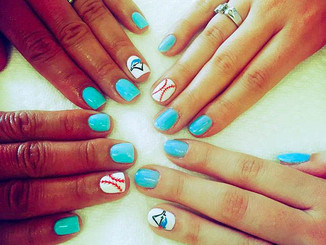 Nail Art by Olive